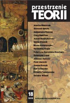 Przestrzenie Teorii 18/2012