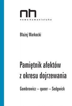 Pamiętnik afektów z okresu dojrzewania. Gombrowicz – queer – Sedgwick