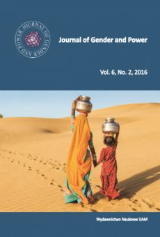 Journal of Gender and Power, Vol. 6, No. 2, 2016