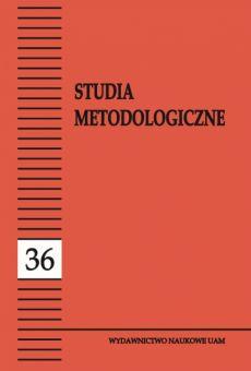 Studia Metodologiczne 36
