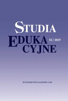 Studia Edukacyjne 52/2019