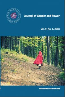 Journal of Gender and Power Vol. 9, No. 1, 2018