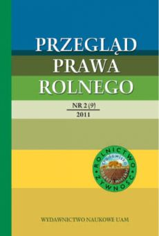 Przegląd Prawa Rolnego 2(9)2011