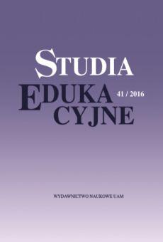 Studia Edukacyjne 41/2016