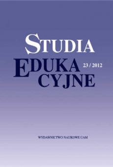Studia Edukacyjne 23/2012