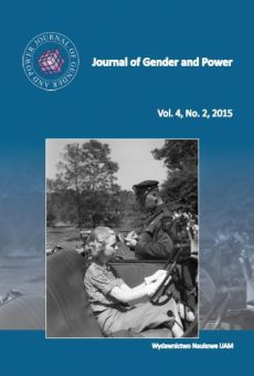 Journal of Gender and Power, Vol. 4, No. 2, 2015