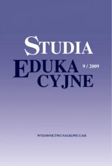 Studia Edukacyjne 9/2009