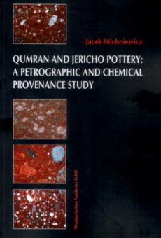 Qumran and Jericho pottery: a petrographic and chemical provenance study