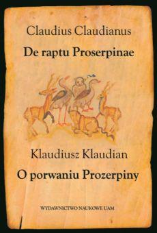 Klaudian, De raptu Proserpinae