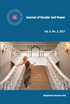 Journal of Gender and Power Vol. 8, No. 2, 2017