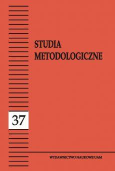 Studia Metodologiczne 37