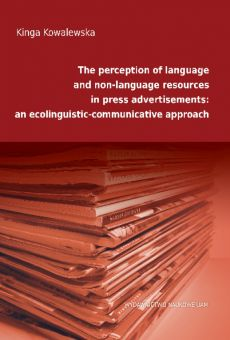 The perception of language and non-language resources in press advertisements: an ecolinguistic-communicative approach