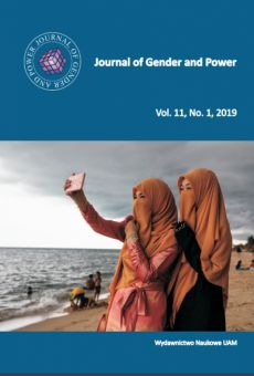Journal of Gender and Power Vol. 11, No. 1, 2019