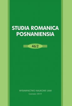 Studia Romanica Posnaniensia 46/2. La narration en didactique des langues