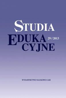 Studia Edukacyjne 29/2013