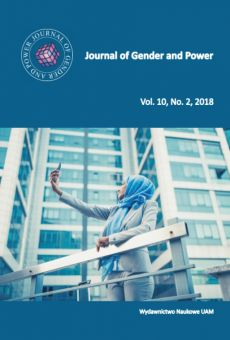 Journal of Gender and Power Vol. 10, No. 2, 2018