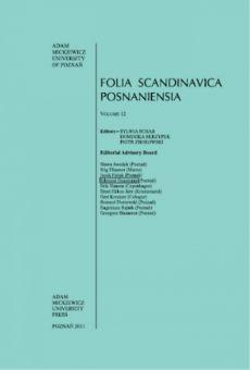 Folia Scandinavica Posnaniensia, Vol. 12