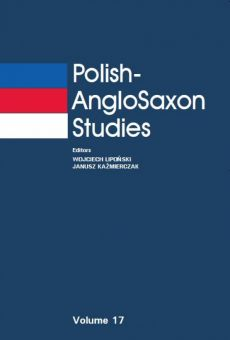 Polish-AngloSaxon Studies, Vol. 17