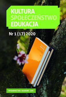 Kultura – Społeczeństwo – Edukacja 1/17/2020