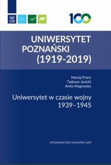 Uniwersytet w czasie wojny 1939–1945