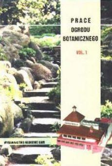 Prace naukowe Ogrodu Botanicznego UAM, vol. 1