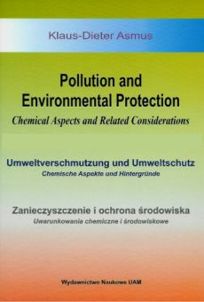 Pollution and Environmental Protection. Chemical Aspects and Related Considerations