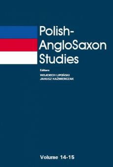 Polish-AngloSaxon Studies, Vol. 14-15