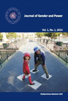 Journal of Gender and Power, Vol.1, No. 1, 2014