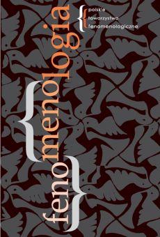 Fenomenologia nr 6/2008