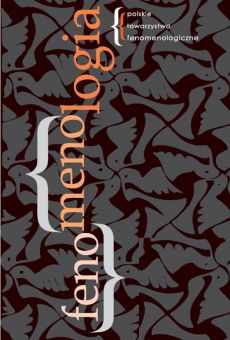 Fenomenologia nr 3/2005
