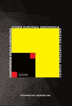Studia Europaea Gnesnensia nr 22/2020