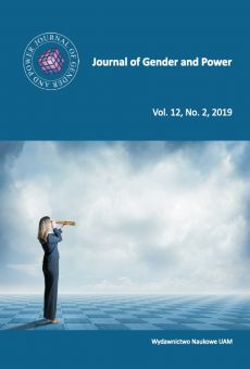 Journal of Gender and Power Vol. 12, No. 2, 2019