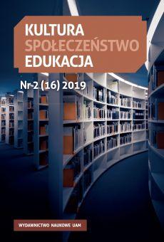Kultura – Społeczeństwo – Edukacja 2/16/2019
