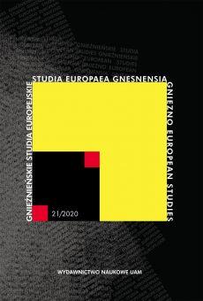 Studia Europaea Gnesnensia nr 21/2020