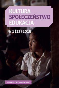 Kultura – Społeczeństwo – Edukacja 1/13/2018