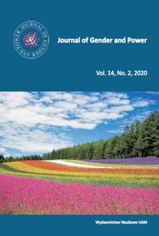 Journal of Gender and Power Vol. 14, No. 2, 2020