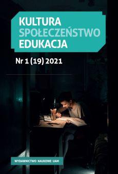Kultura – Społeczeństwo – Edukacja 1/19/2021