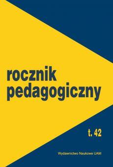 Rocznik Pedagogiczny t. 42