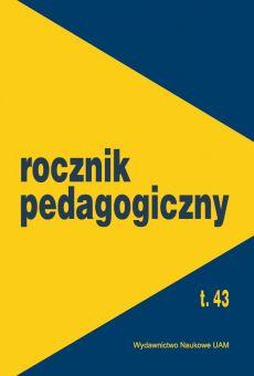 Rocznik Pedagogiczny t. 43