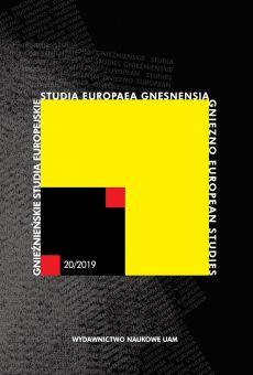 Studia Europaea Gnesnensia nr 20/2019
