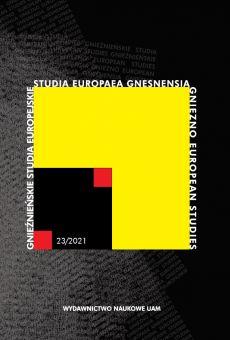 Studia Europaea Gnesnensia nr 23/2021