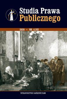 Studia Prawa Publicznego 4(32)/2020