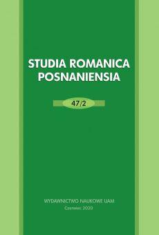 Studia Romanica Posnaniensia 47/2. L'insegnamento e l'apprendimento dell'italiano LS nel 2020: approcci e bisogni
