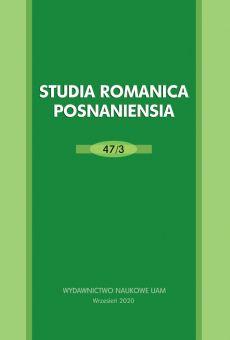 Studia Romanica Posnaniensia 47/3. Un singur obiect – perspective diferite, o singură perspectivă – obiecte diferite