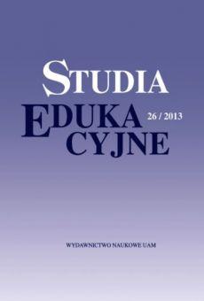 Studia Edukacyjne 26/2013