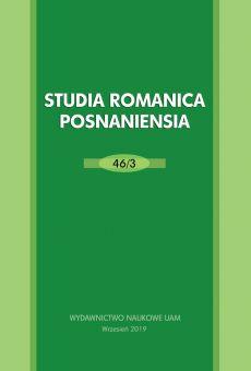 Studia Romanica Posnaniensia 46/3. Literaturas e culturas lusófonas no século XXI