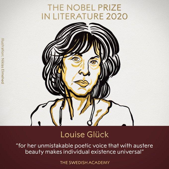 Nobel Prize in Literature 2020