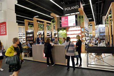 Targi Książki we Frankfurcie 2021