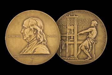 Nagrody Pulitzera rozdane